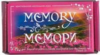 Развивающая игра «Мемори»