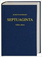 Septuaginta. Rahlfs-hanhart. Editio altera. (Септуагинта)