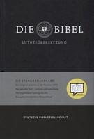 Библия DIE BIBEL на немецком языке, черная (твердый)