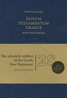 Новый Завет на греческом языке со словарем